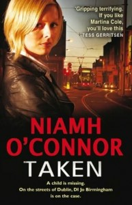 Taken, Niamh O'Connor
